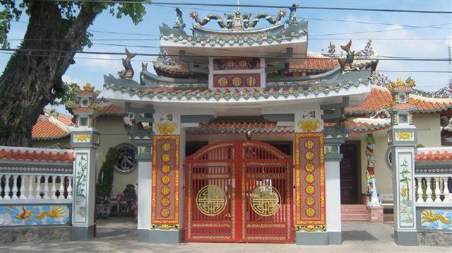 Đình Thần - Nguyễn Trung Trực