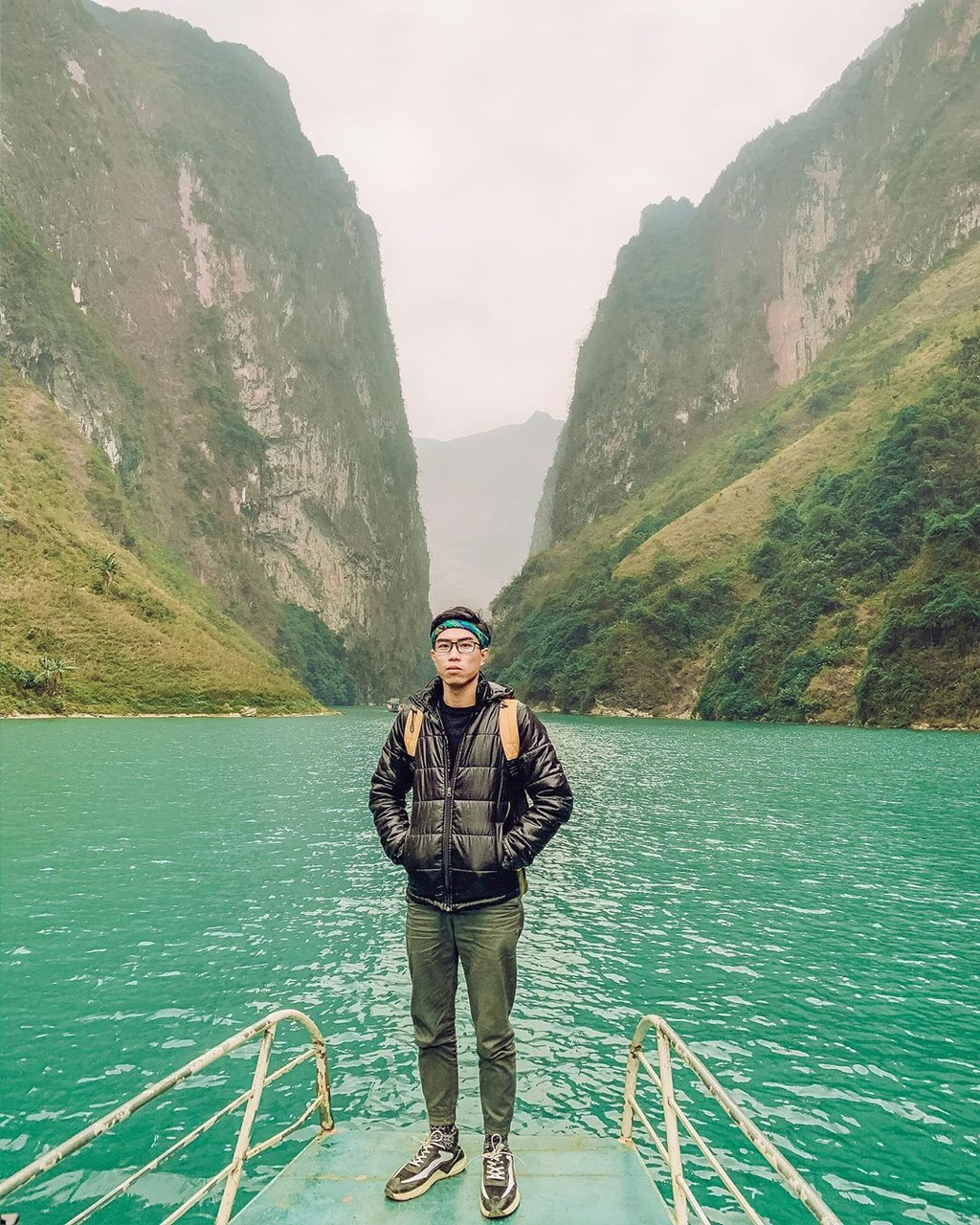 sông Nho Quế - hẻm Tu Sản
