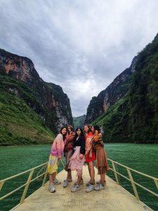 Hà Giang sông Nho Quế