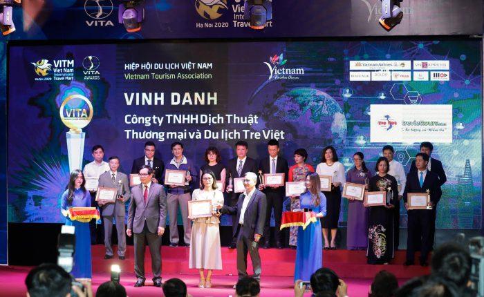 Treviettours nhận giải thưởng từ Hiệp hội Du lịch Việt Nam