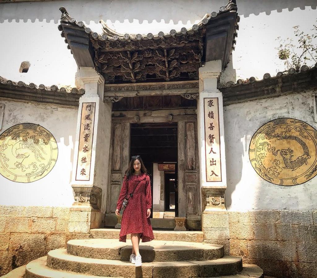 Dinh thự họ Vương - Hà Giang