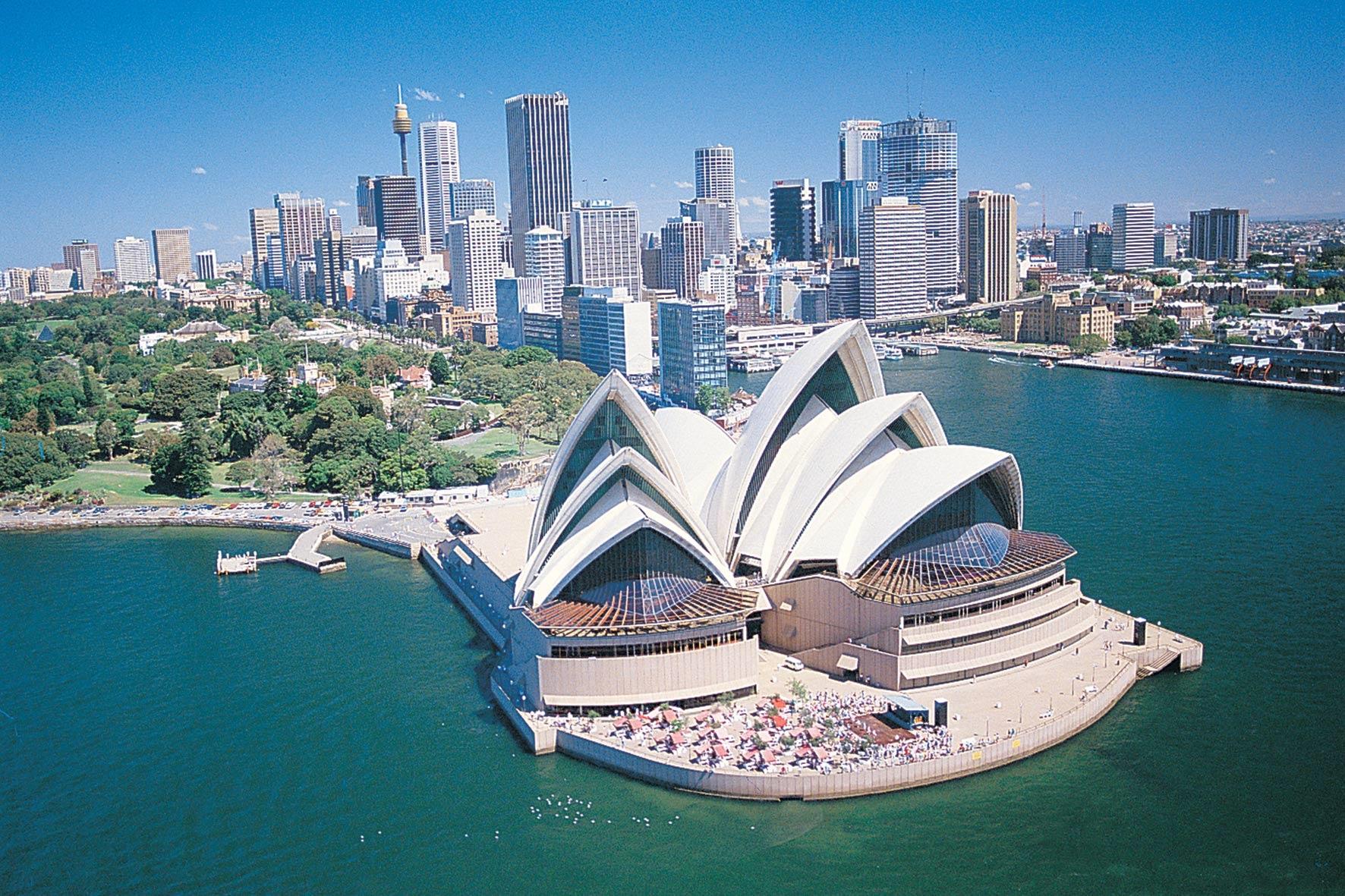 Lạc lối mùa thu nước Úc