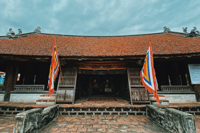 Đình làng Mông Phụ - Đường Lâm